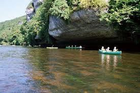 canoes vallée vezere